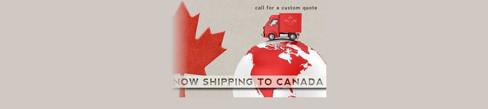 van delivering around the globe